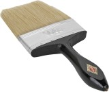 Volga Synthetic Wall Paint Brush (4 inch...