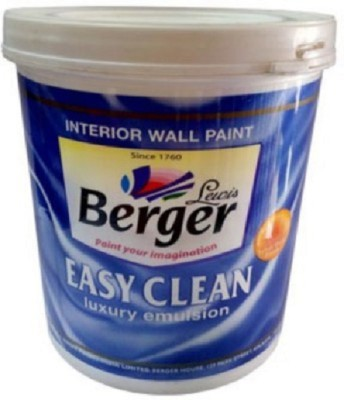 Berger Rvp-101 White Emulsion Wall Paint(2)