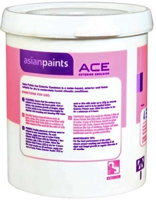 Asian Paints AE-PRPE-1L Clear Emulsion Wall Paint(1 L)