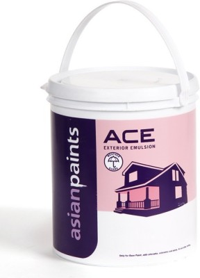 Asian Paints AE-WHT-1L Clear Emulsion Wall Paint