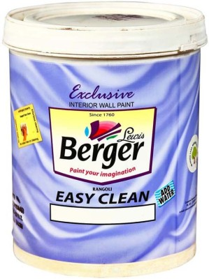 Berger BSE-RD-1L Red Emulsion Wall Paint(1 L)