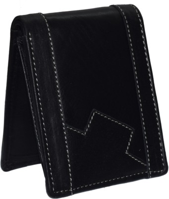 Marc Royal Men Casual, Formal Black Genuine Leather Wallet