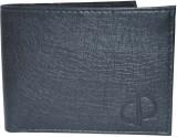 Prajo Men Black Genuine Leather Wallet (...