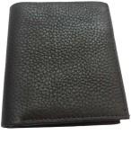 Mode Men Black Genuine Leather Wallet (6...