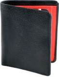 Encanto Men Black Genuine Leather Wallet...