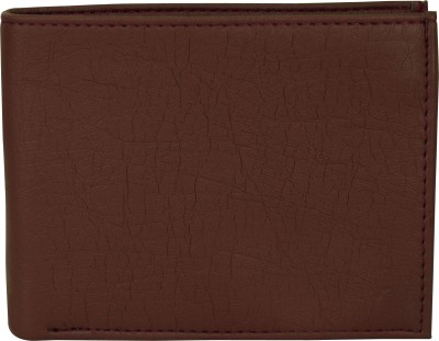 Klazo Men, Boys Brown Artificial Leather Wallet