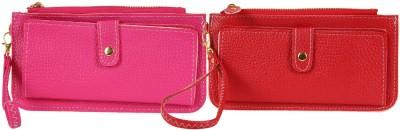 Alessia74 Women Multicolor Artificial Leather Wallet