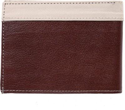 Edinwolf Men, Boys Brown Genuine Leather Wallet