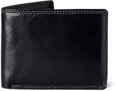 Peter England Men Black Artificial Leather Wallet