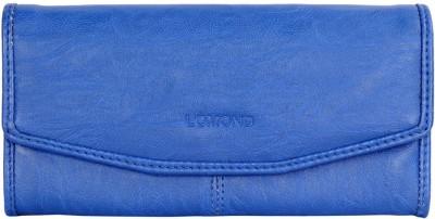 Lomond Women Blue Artificial Leather Wallet
