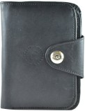 Allura Men Black Genuine Leather Wallet ...