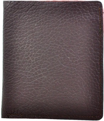 Alpha Man Men Casual, Formal Brown Artificial Leather Wallet