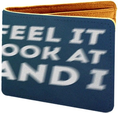 Joe Louis Men Multicolor Genuine Leather Wallet