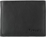 Namaste Men Black Genuine Leather Wallet...