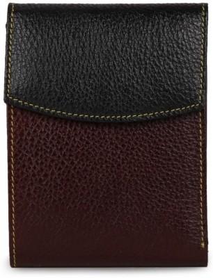 Oleva Women Casual, Formal Brown Genuine Leather Wallet