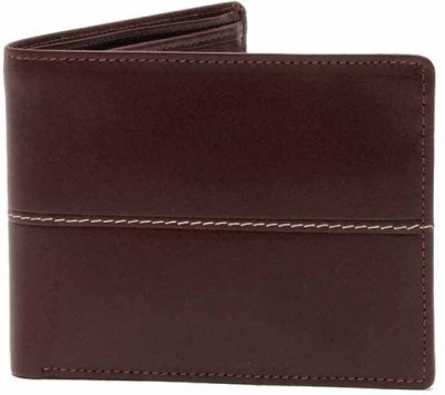 Milano Men Formal Genuine Leather, Fabric Wallet(6 Card Slots)