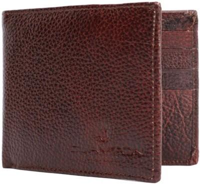 Clayton Men Brown Genuine Leather Wallet