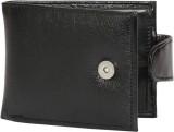 JMD Men Black Artificial Leather Wallet ...