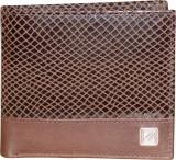 Kan Men Multicolor Genuine Leather Walle...