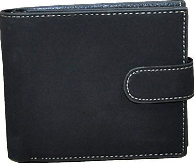 Shockyfi Men Black Artificial Leather Wallet