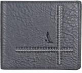 Adamis Men Black Genuine Leather Wallet ...