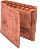 Bull Kraft Men Tan Genuine Leather Walle...