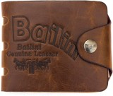 Balini Boys Brown Genuine Leather Wallet...
