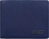 Diesel Men Blue Genuine Leather Wallet (...