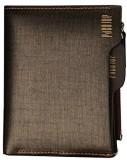 Pabojoe Men Brown Genuine Leather Wallet...
