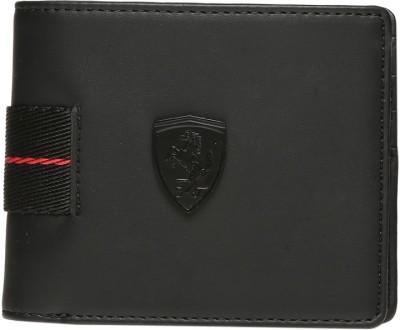 Puma Men Black Canvas Wallet 5 Card Slots available at Flipkart for Rs.2499 2f2b6f2b7e47b