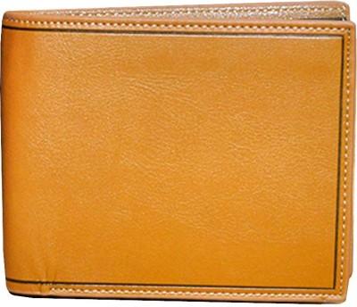 Bizarre Kraftz Men Khaki Artificial Leather Wallet