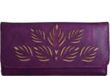 Fantosy Women Purple Artificial Leather ...