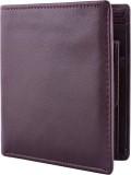 Yark Men Brown Genuine Leather Wallet (3...