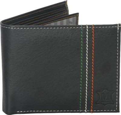 MTUGGAR Men, Boys Black Artificial Leather Wallet
