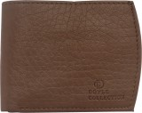 The Doyle Collection Men Brown Genuine L...