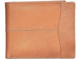 Carved In India Men Tan Genuine Leather ...