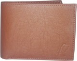 Rosset Men Tan Artificial Leather Wallet...