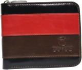 Bovis Men Multicolor Genuine Leather Wal...