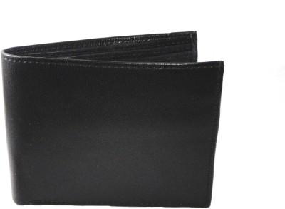 Girler Men, Boys Black Genuine Leather Wallet