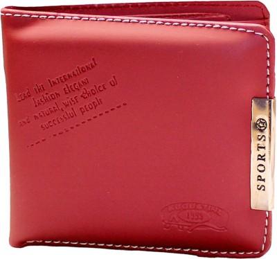 Assashion Men Pink Tyvek Wallet