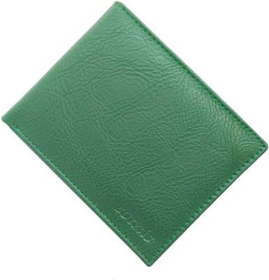 cotnis Men Green Artificial Leather Wallet