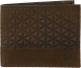 INLAY Boys Brown Genuine Leather Wallet ...