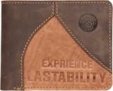 Scharf Men Multicolor Genuine Leather Wa...