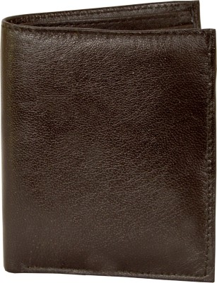 dazzler Boys, Men Black Genuine Leather Wallet