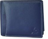 Hornbull Men Blue Genuine Leather Wallet...