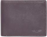 Park Avenue Men Grey Genuine Leather Wal...