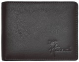 Aoris Men Black Genuine Leather Wallet (...