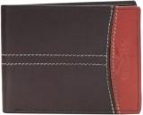 Vermello Men Brown Artificial Leather Wa...