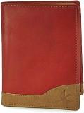 Hornbull Men Red Genuine Leather Wallet ...
