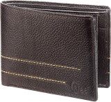 Orkee Men Multicolor Genuine Leather Wal...